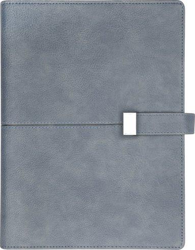 Kalender 2021 Business Lazio konstläder blå 1