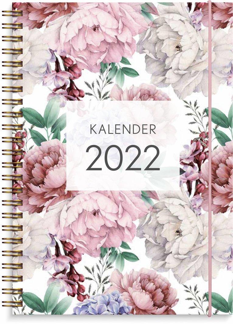 Kalender 2022 Senator A5 rosor 1