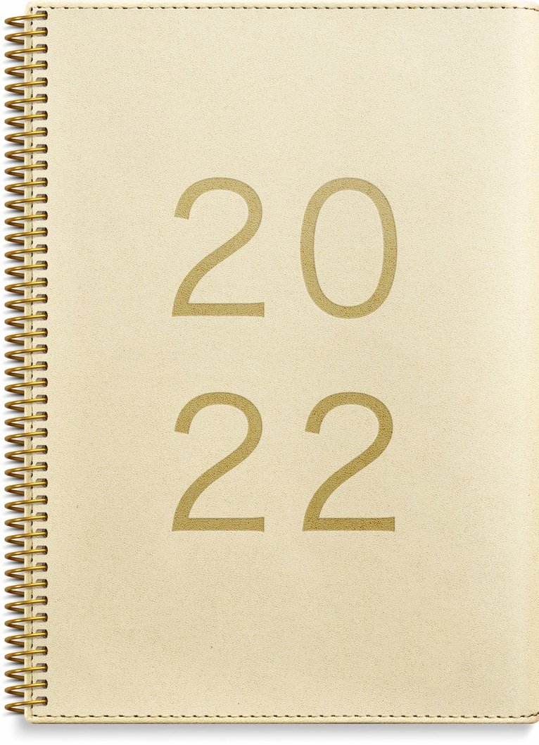 Kalender 2022 Senator A5 Twist zebra 1