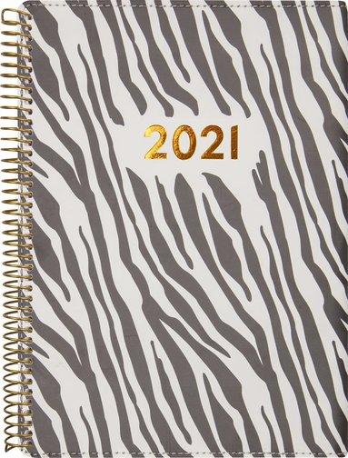 Kalender 2021 Leader Twist zebra 1