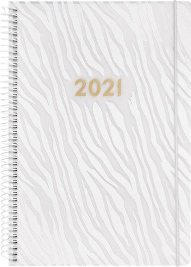 Kalender 2021 Weekly A6 Multi 1
