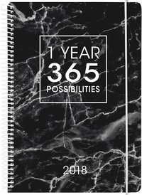 Kalender 2018 Senator A5 Solo marmor