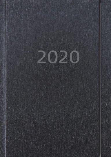 Kalender 2020 Lilla Fickdagboken Ariane svart 1