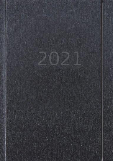 Kalender 2021 Lilla Fickdagboken Ariane svart 1
