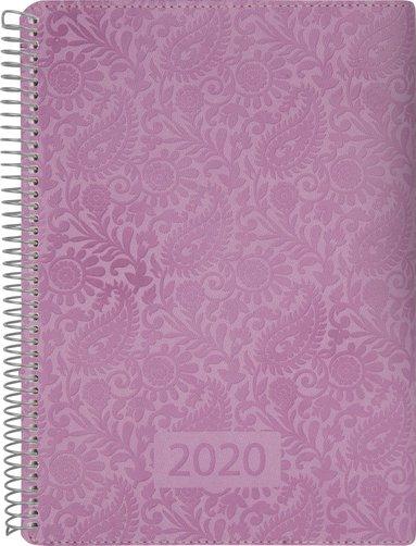 Kalender 2020 Senator A6 Twist paisley 1