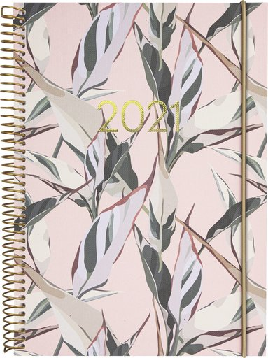 Kalender 2021 Business Saga blad 1