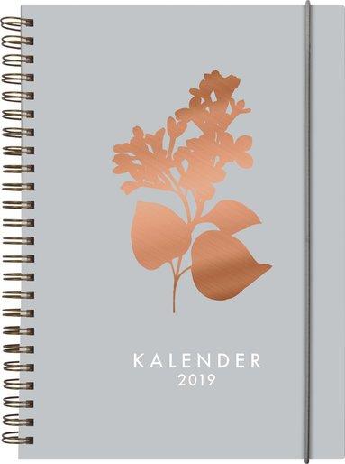 Kalender 2019 Veckokalender Square Raw natur 1
