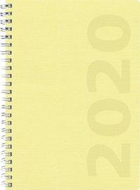 Kalender 2020 Dagbok Ottawa gul