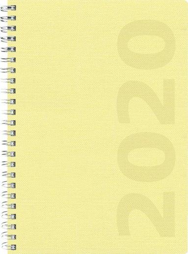 Kalender 2020 Leader Ottawa gul 1