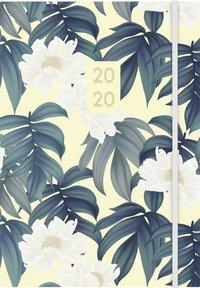 Kalender 2020 Senator A6 Paradis blad