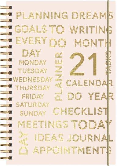 Kalender 2021 Business grafisk text 1