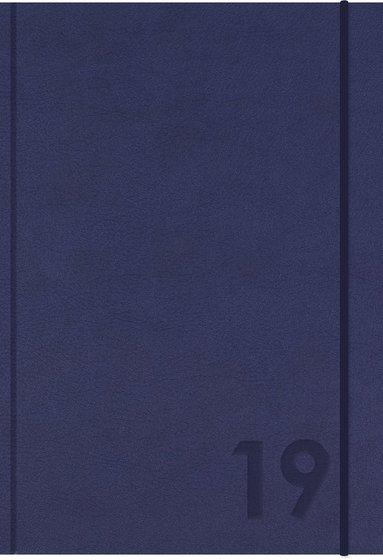 Kalender 2019 Business Mabel blå 1