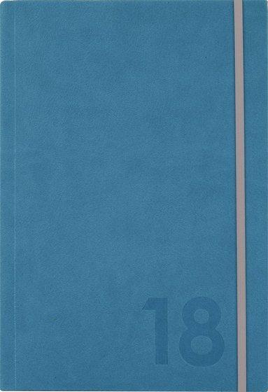 Kalender 2018 Senator A5 Mabel blå 1
