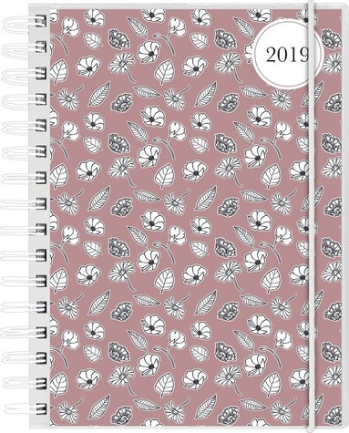 Kalender 2019 Dagbok 4i1 1