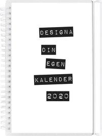 Kalender 2020 Business 4i1