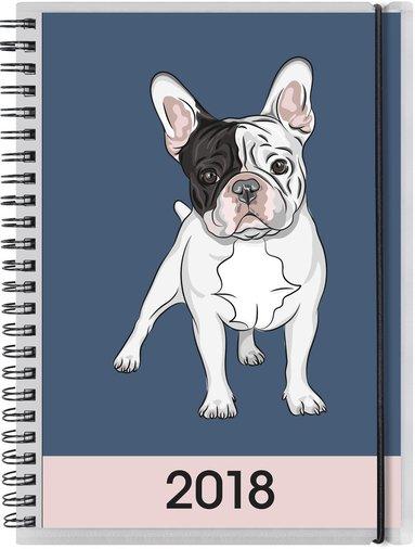 Kalender 2018 Business 4i1 4