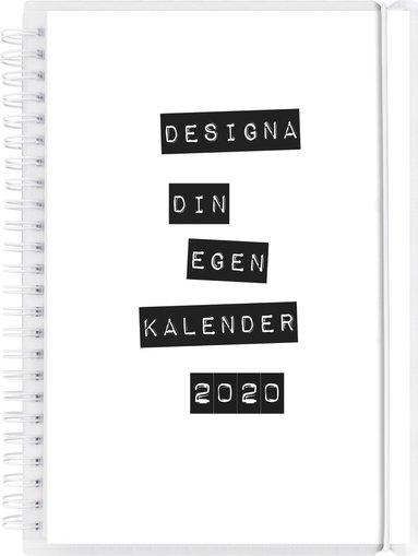 Kalender 2020 Weekly A6 4i1 1