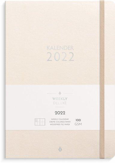 Kalender 2022 Weekly Deluxe