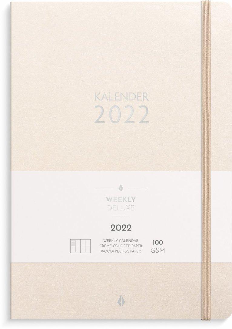 Kalender 2022 Weekly Deluxe 1