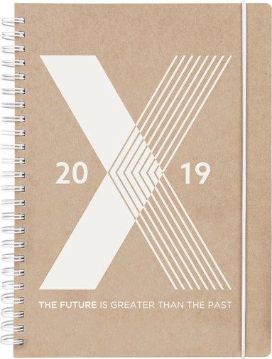 Kalender 2019 Dagbok Eco Fashion 1