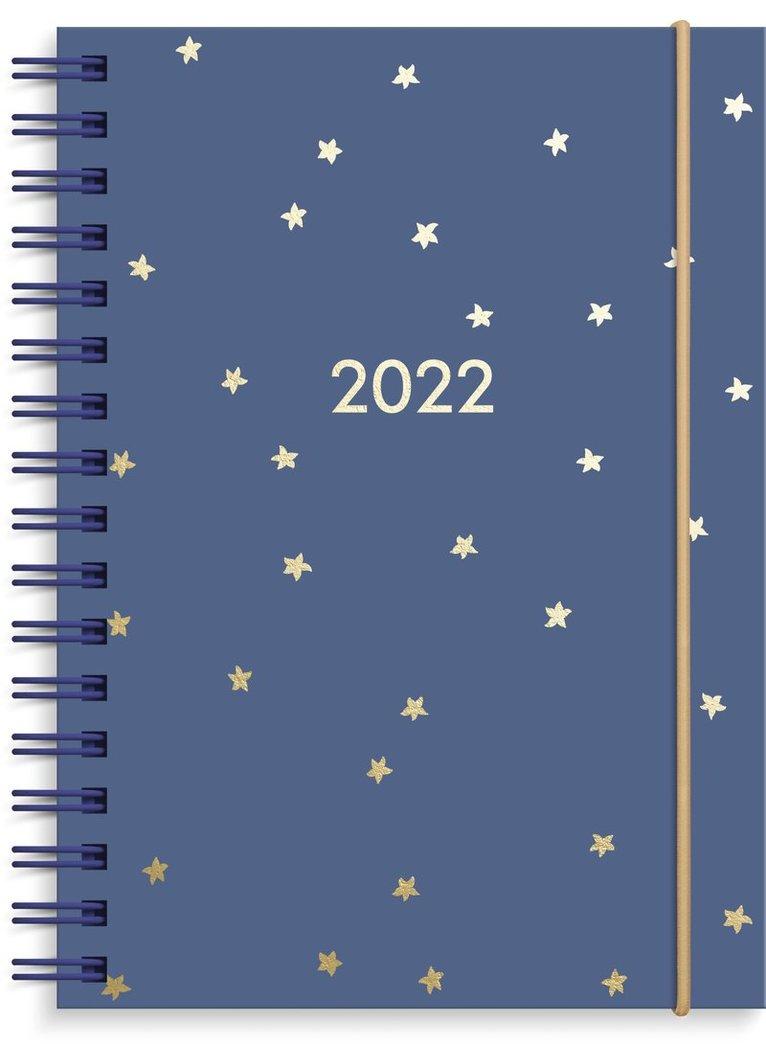 Kalender 2022 Senator A6 stjärnor 1