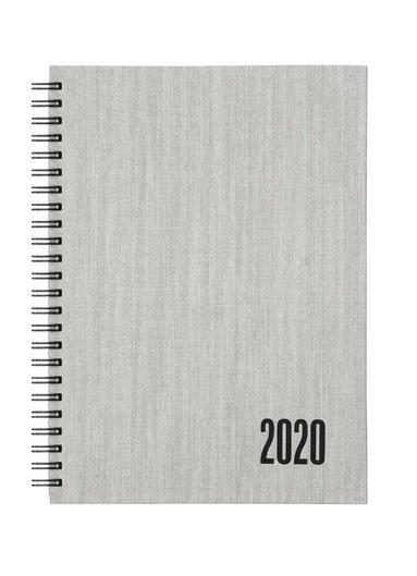 Kalender 2020 Business stram grå  1