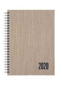Kalender 2020 Business stram sand