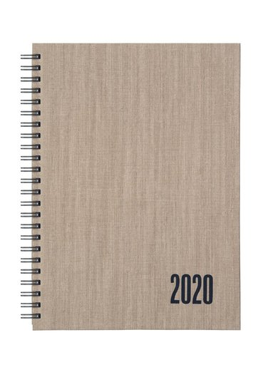 Kalender 2020 Business stram sand  1