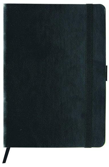 Anteckningsbok linjerad Colorful blå 1