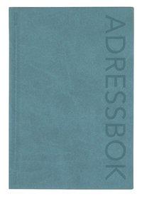 Adressbok A-Ö grön