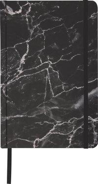 Anteckningsbok A5 linjerad marmor