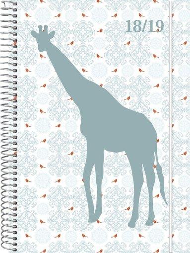 Kalender 18-19 A5 Study Solo giraff 1