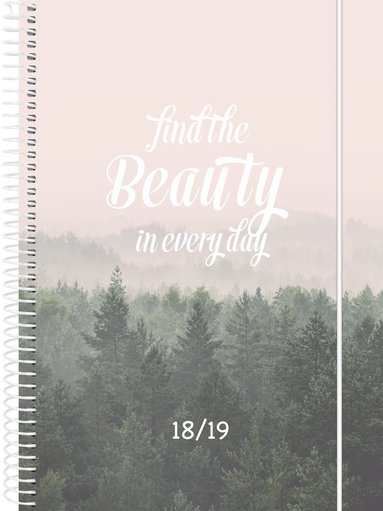 Kalender 18-19 A6 Study Solo beauty