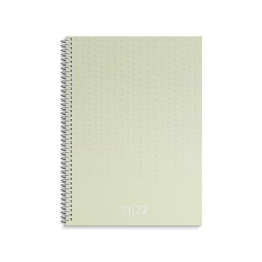 Kalender 2021-2022 Study A5 Dotty 1