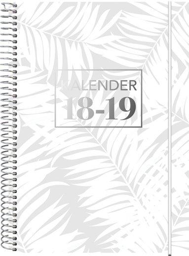 Kalender 18-19 A5 Study Multi vit