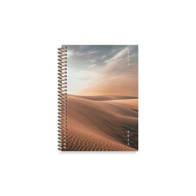 Kalender 2021-2022 Study A6 Story Öken 1