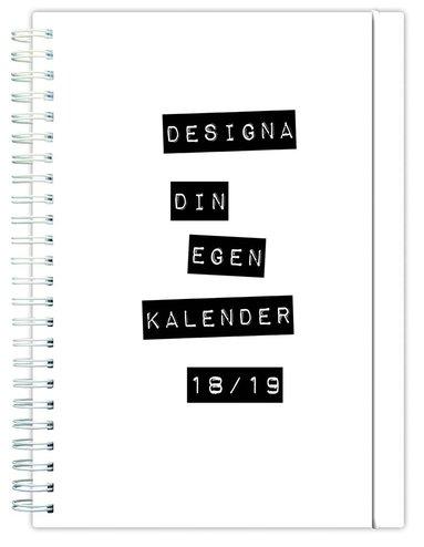 Kalender 18-19 A5 Study 4i1