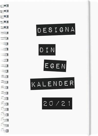 Kalender 2020-2021 Dagbok 4i1 1