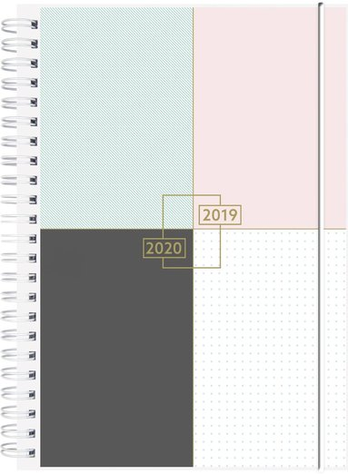 Kalender 2019-2020 Compact 4i1 1