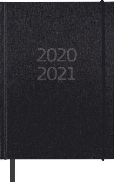 Kalender 2020-2021 A5 Senator Ariane svart 1
