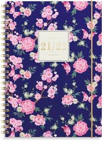 Kalender 2021-2022 Study A5 blossom