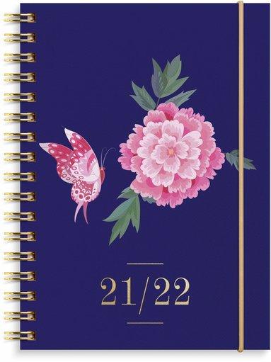 Kalender 2021-2022 Senator A6 blossom