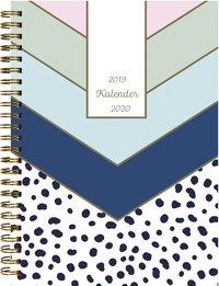 Kalender 2019-2020 Senator A5 pilar