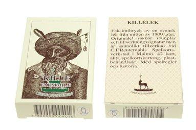 Kortspel Kille