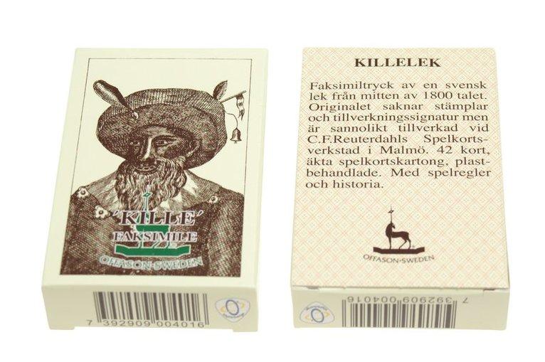Kortspel Kille 1