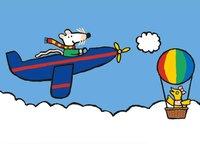 Kort Molly flyger