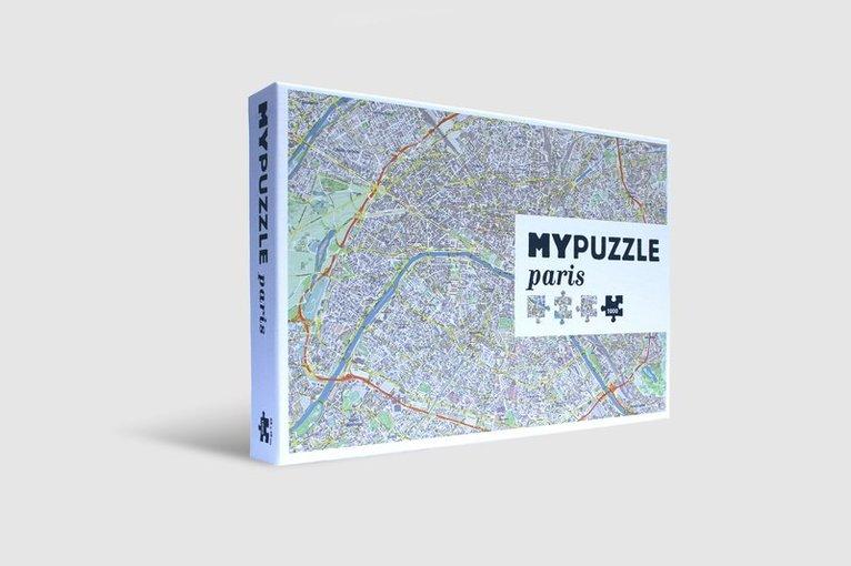 Pussel 1000 bitar MyPuzzle - Paris 1