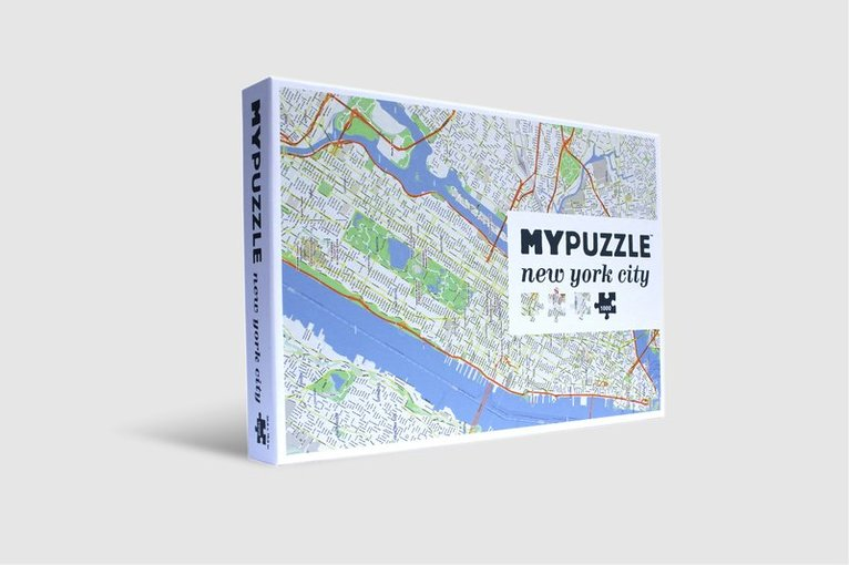 Pussel 1000 bitar MyPuzzle - New York 1