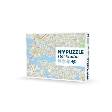 Pussel 1000 bitar MyPuzzle - Stockholm 1