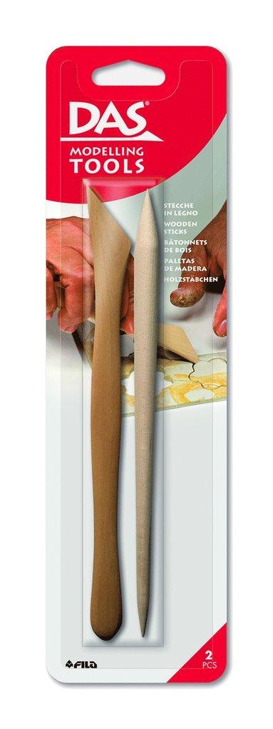 Modelleringsverktyg DAS trä 2-pack